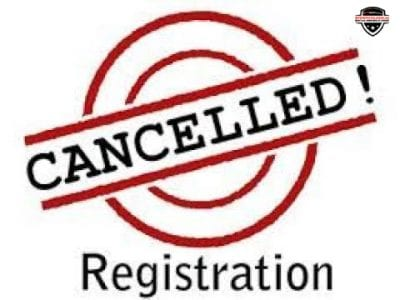 Cancel Your Registration