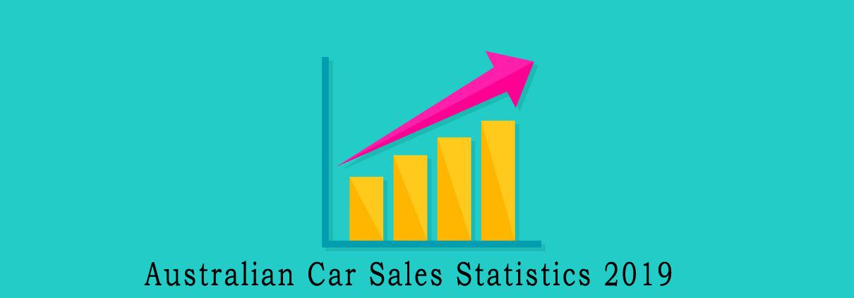 Australian Car Sales Statistics 2019
