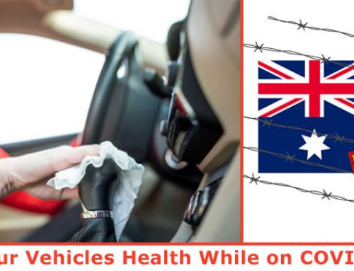Maintaining Your Vehicles Health While on COVID-19 Lockdown