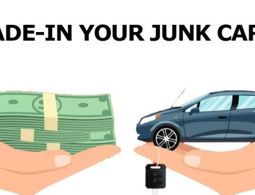 Trade-in Your Junk Car for Cash | Get the Best Instant Offer