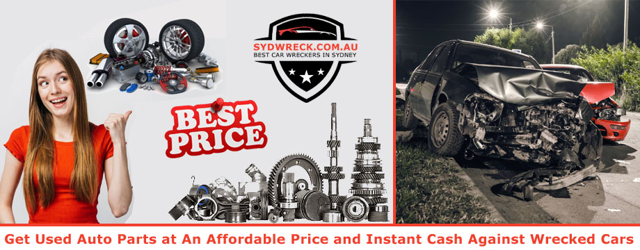 Used Auto Parts at An Affordable Price