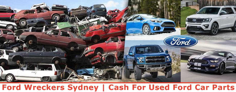 Ford Wreckers Sydney