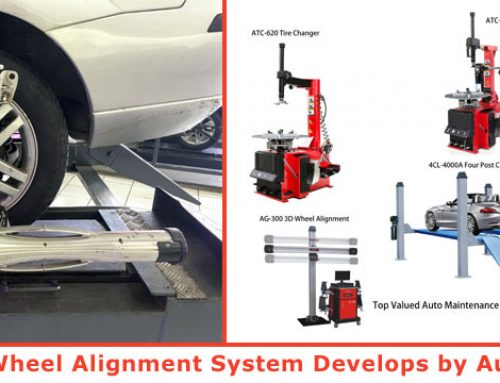 Next-Gen Active Wheel Alignment System Develops by Australian Company