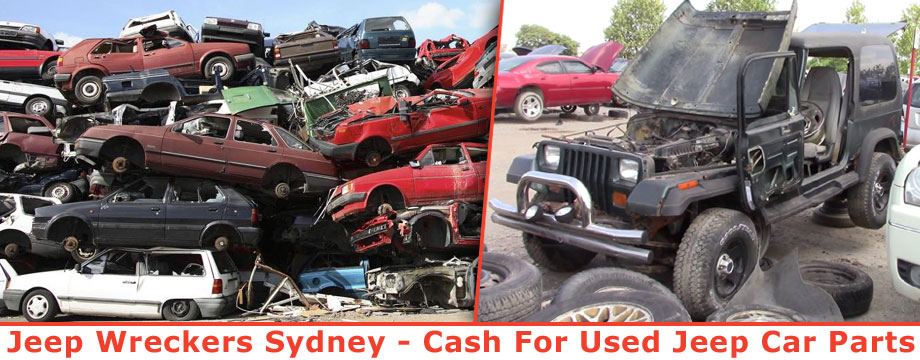 Jeep Wreckers Sydney