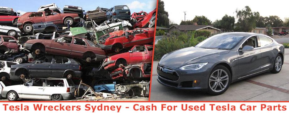 Tesla Wreckers Sydney