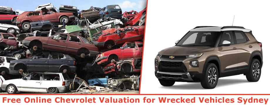 Chevrolet Wreckers Sydney