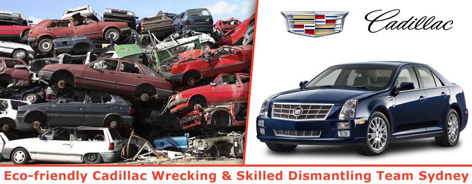 Cadillac Wreckers Sydney
