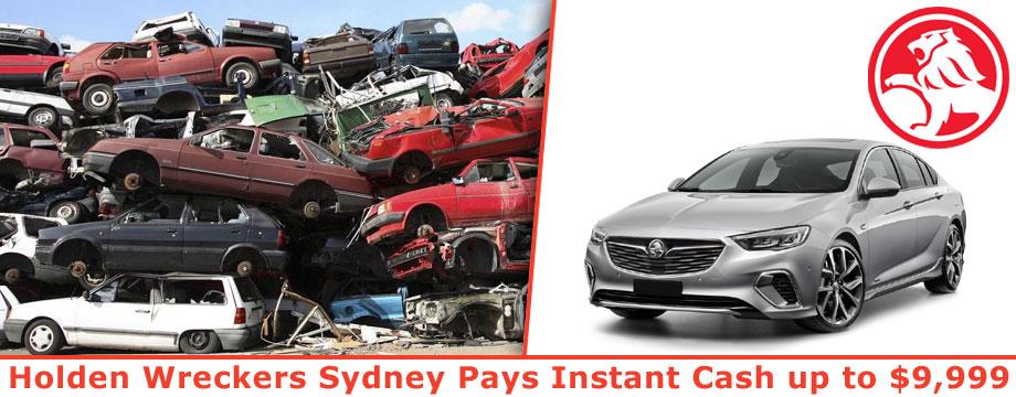 Holden Wreckers Sydney