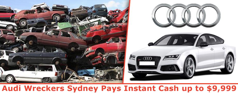 Audi Wreckers Sydney
