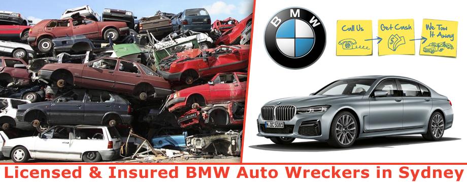 BMW Wreckers Sydney