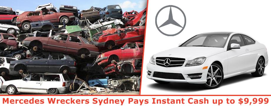 Mercedes Wreckers Sydney