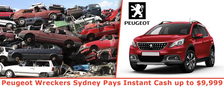 Peugeot Wreckers Sydney