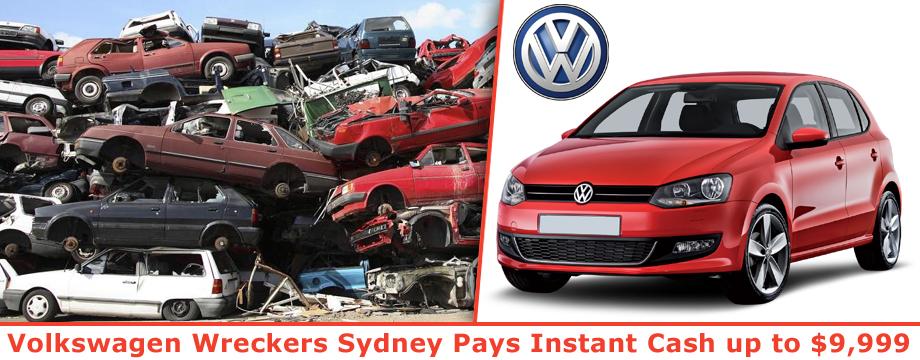 Volkswagens Wreckers Sydney