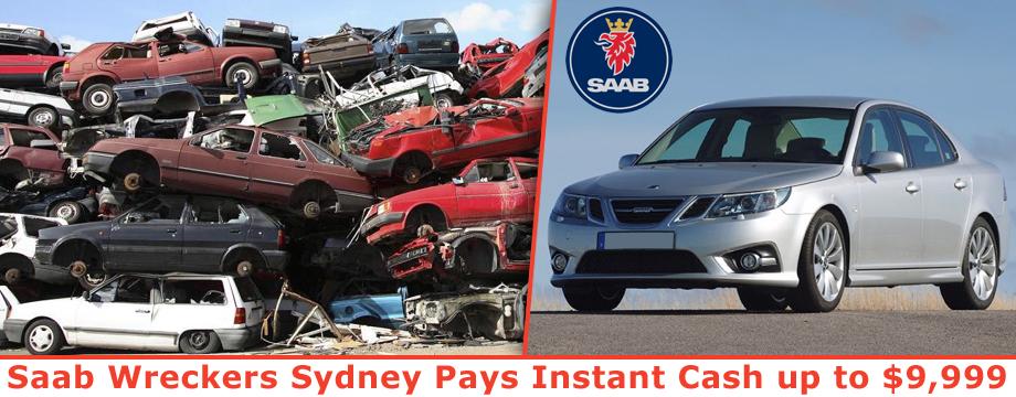 Saab Wreckers Sydney