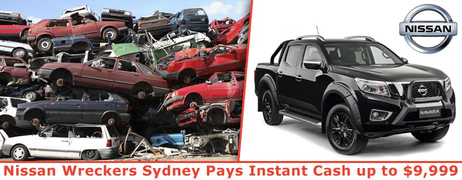 Nissan Wreckers Sydney