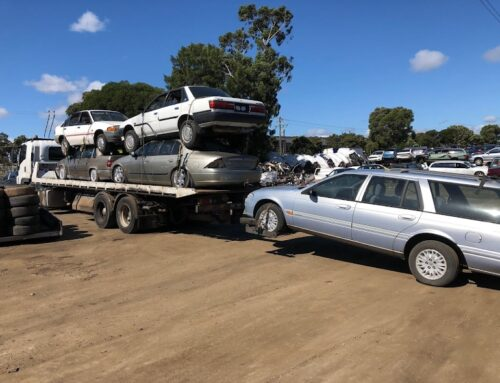 How To Dispose Scrap Car Out Of State In Sydney