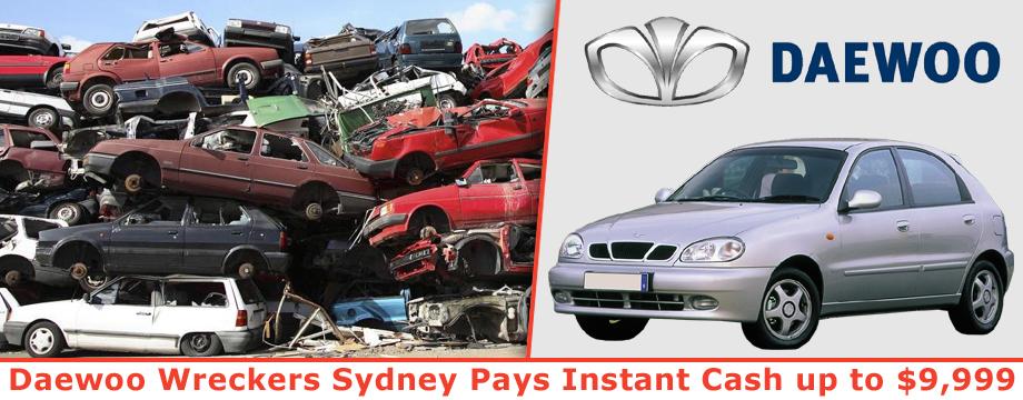 Daewoo Wreckers Sydney